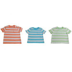 T-shirt paski 62